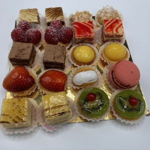 mignardises patisseries